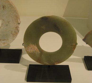 Bi – Nephrite Jade